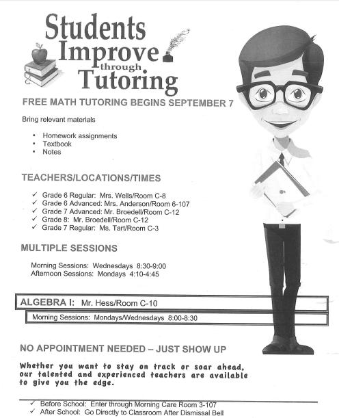 math-tutoring
