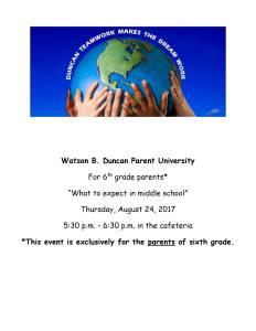 Parent University flyer 2017 for website